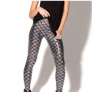30b21269c5 Mermaid Style Yoga Leggings - A.M Vibe NWT